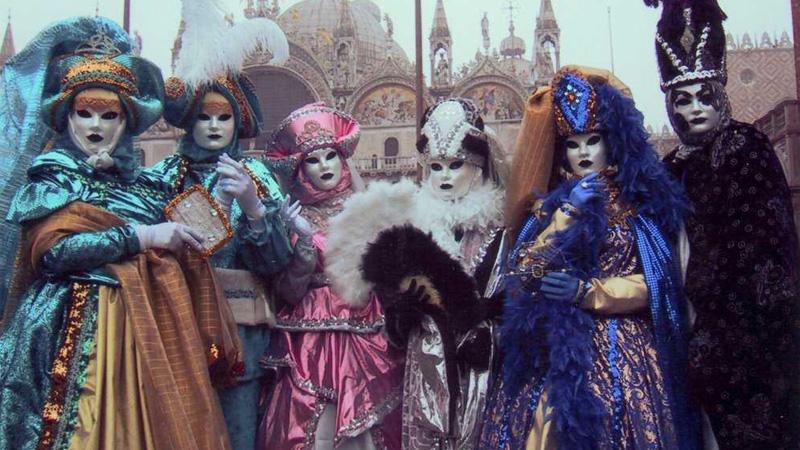 arte del carnevale di venezia