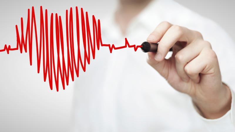 controllare battito con cardiofrequenzimetro
